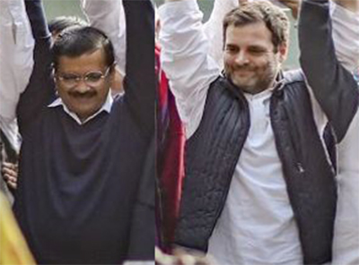 Will Congress, AAP join hands for 2019 LS poll? Talks are on, say sources
