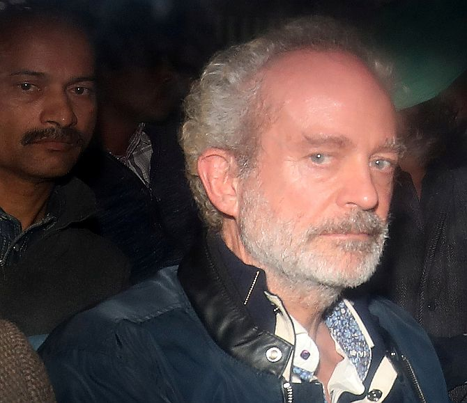 Did Doval exchange a princess for Christian Michel?