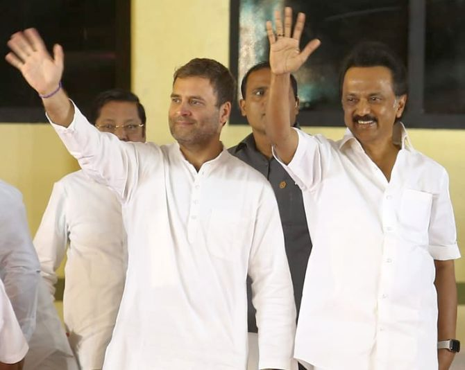 Oppn disposes Stalin's proposal to name Rahul Gandhi as PM