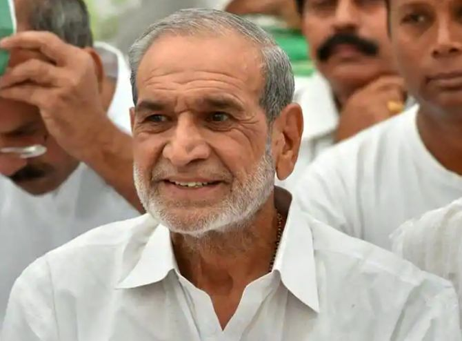 Congress leader Sajjan Kumar gets life term in 1984 riots case