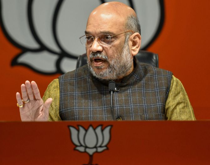 Tamil parties up in arms over Shah's Hindi pitch