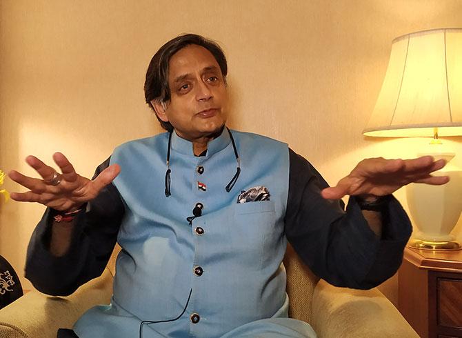 Pak least qualified to criticise India: Tharoor