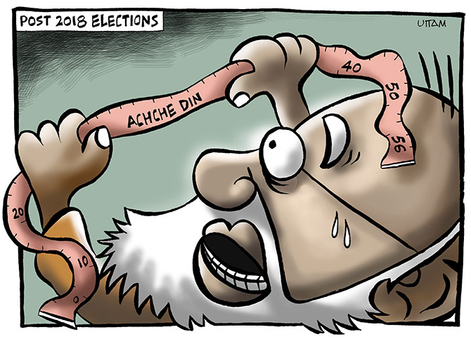 Uttam's Take: Is NaMo worried?
