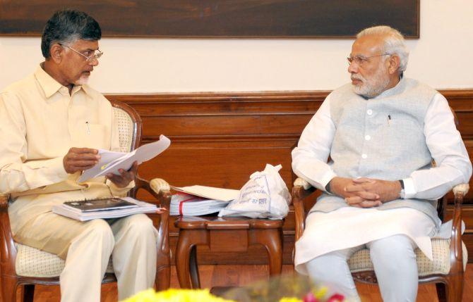 War between TDP and BJP is imminent