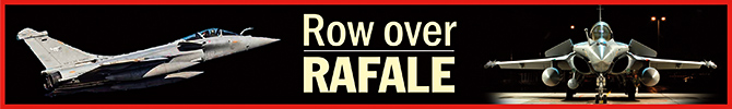 Row over Rafale