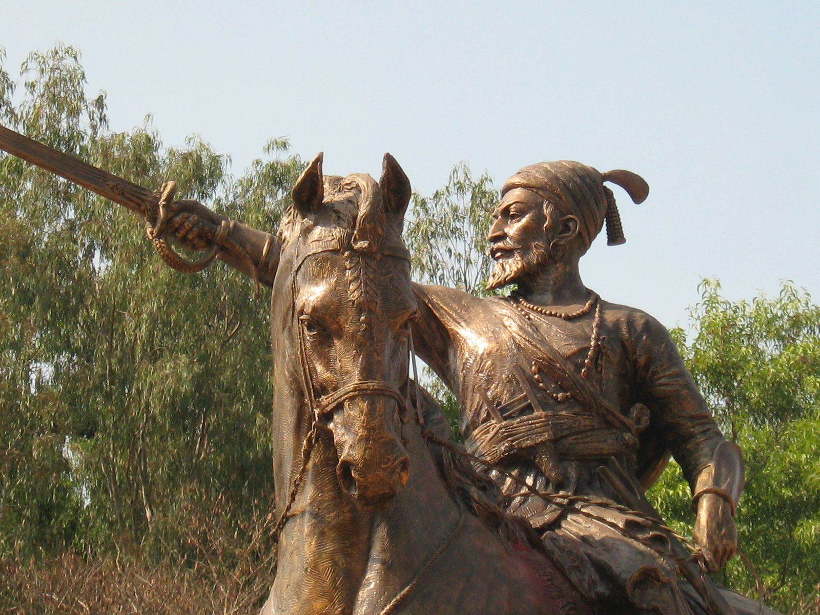shivaji war strategy