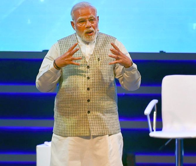 India News - Latest World & Political News - Current News Headlines in India - Elections will come and go, they are 'just by-products': Modi@exam pe charcha