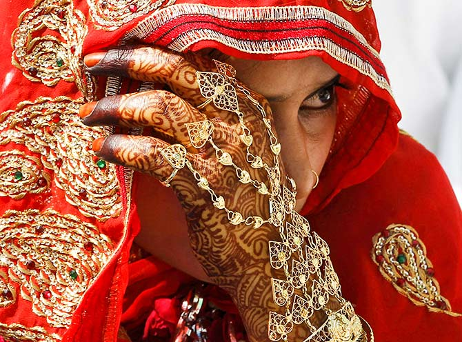 Jamida K was forced into marriage