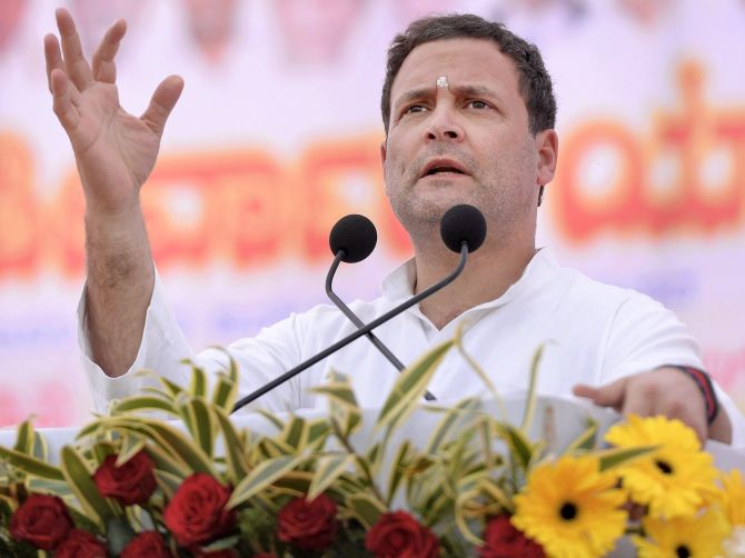 India News - Latest World & Political News - Current News Headlines in India - 'Stop behaving as if you're guilty: Rahul asks PM to speak up on PNB scam