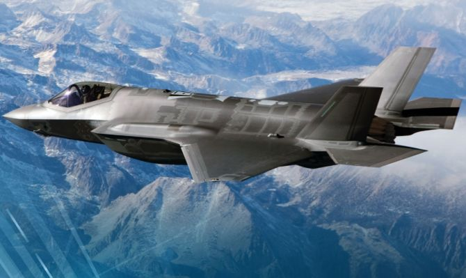 Now, IAF wants the F-35 - Rediff com India News