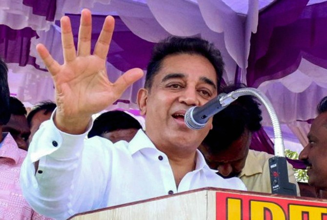 India News - Latest World & Political News - Current News Headlines in India - Kamal Hassan: At the centre of it all