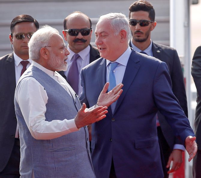 India News - Latest World & Political News - Current News Headlines in India - Scrapped $500 million Israeli missile deal back on track: Netanyahu