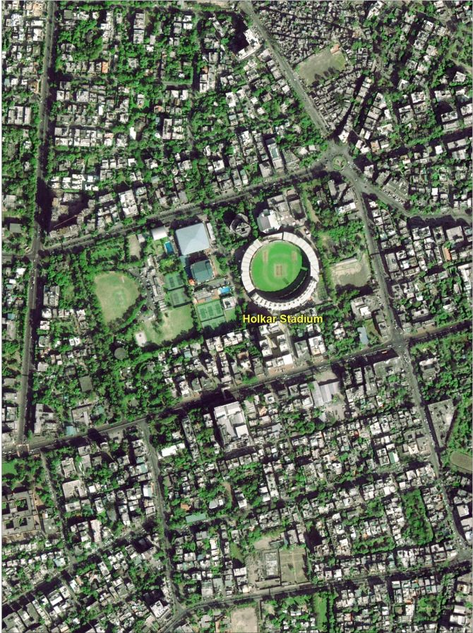 India News - Latest World & Political News - Current News Headlines in India - ISRO releases 1st image captured by Cartosat-2s