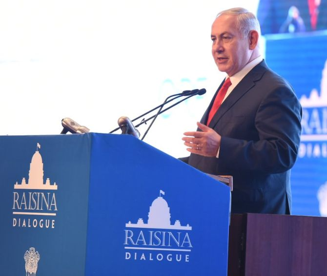India News - Latest World & Political News - Current News Headlines in India - Radical Islam can 'upset' international system, says Netanyahu