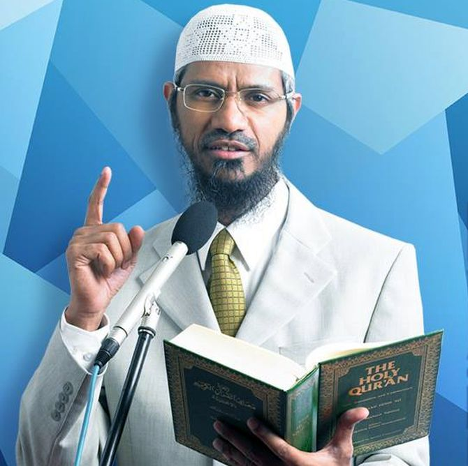 Zakir Naik banned from making speeches in Malaysia