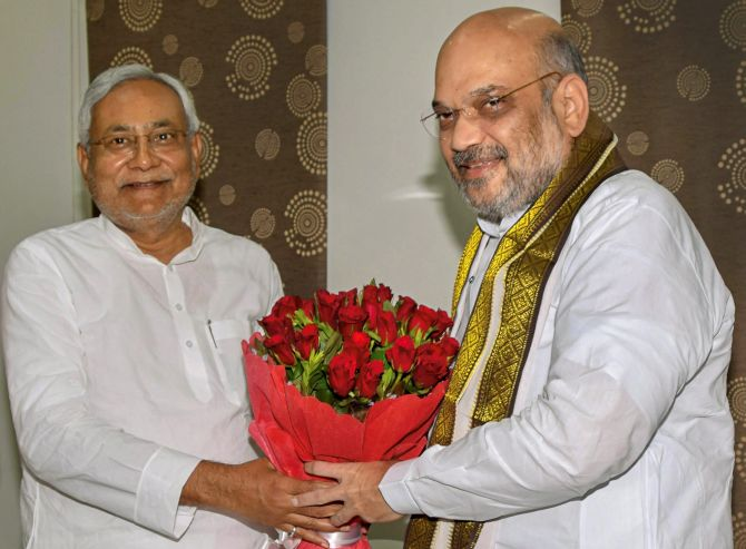 BJP to contest Bihar polls under Nitish's leadership