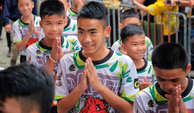 Leadership lessons from Thai cave rescue mission