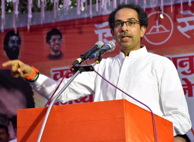 Sena MPs to sit in opposition benches in Rajya Sabha