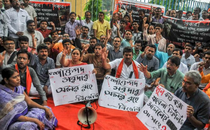 Why Bengal is a hard nut to crack for BJP - Rediff com India News