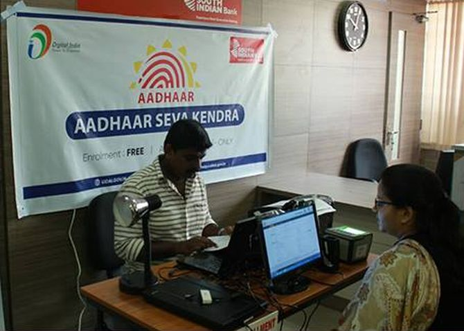 Don't share Aadhaar number, says UIDAI after TRAI chief's dare