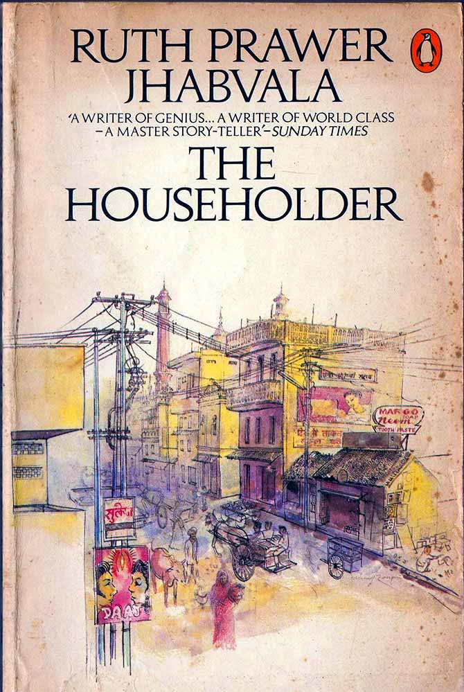 The Householder by Ruth Prawer Jhabvala.