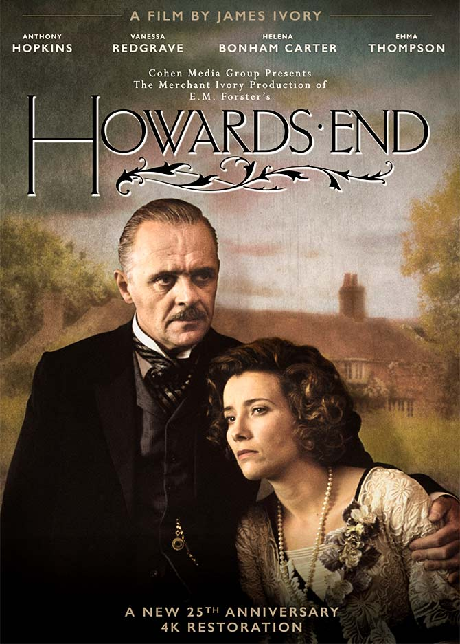 Howards End by Merchant Ivory Productions