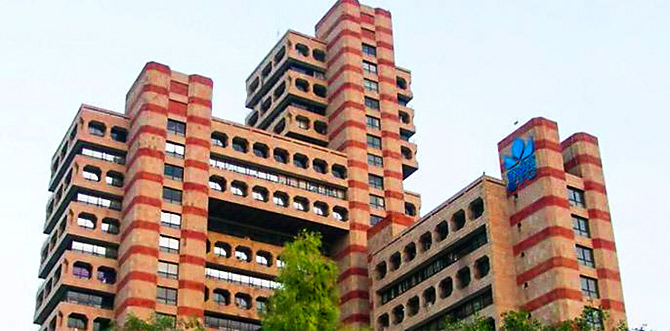 The State Trading Corporation of India Ltd, New Delhi. Photograph: Kind courtesy www.stclimited.co.in