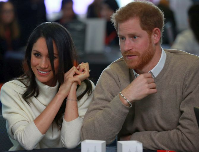 'You are cordially invited to the wedding of Prince Harry and Meghan Markle'