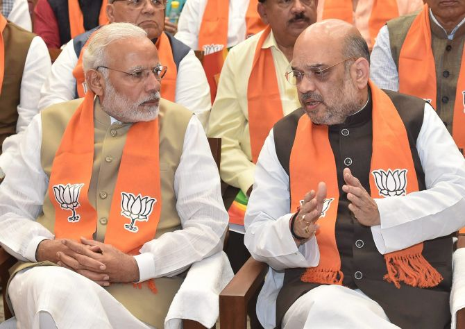 India News - Latest World & Political News - Current News Headlines in India - Anti-incumbency: BJP may deny tickets to sitting MLAs in Raj, MP
