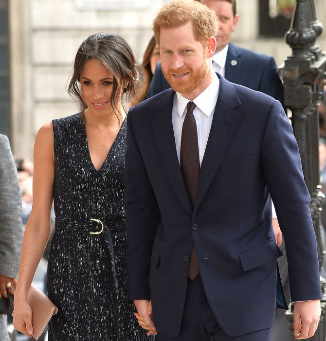 Royal reveal: Meghan Markle's father to walk her down the aisle