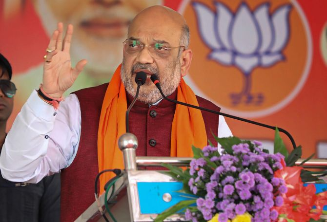 India News - Latest World & Political News - Current News Headlines in India - BJP rejects reports of Shah promising Ram Temple before 2019