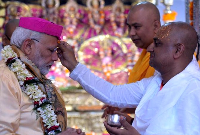 India News - Latest World & Political News - Current News Headlines in India - Modi in Nepal: Visit to temple, bus route to Ayodhya