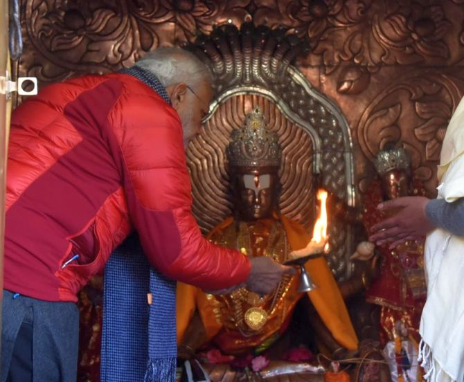 India News - Latest World & Political News - Current News Headlines in India - Modi in Nepal: Temple hopping continues on Day 2