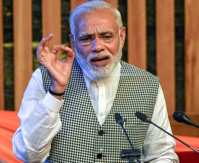 India News - Latest World & Political News - Current News Headlines in India - Every stone picked by misguided youths destabilises Kashmir: PM