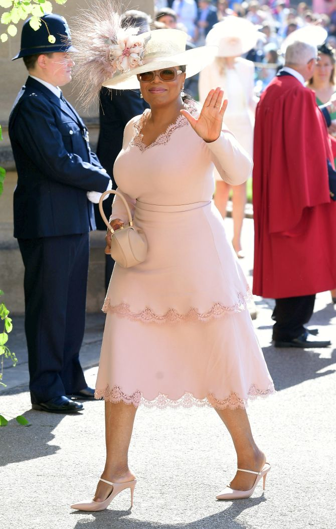 The designer behind the gorgeous hats at the royal wedding - Rediff.com Get  Ahead 7cb13c19440b