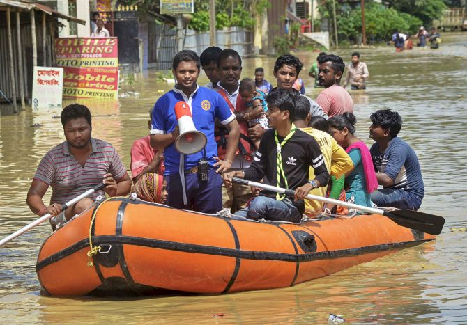 India News - Latest World & Political News - Current News Headlines in India - Flash floods create havoc in Tripura, 2 dead