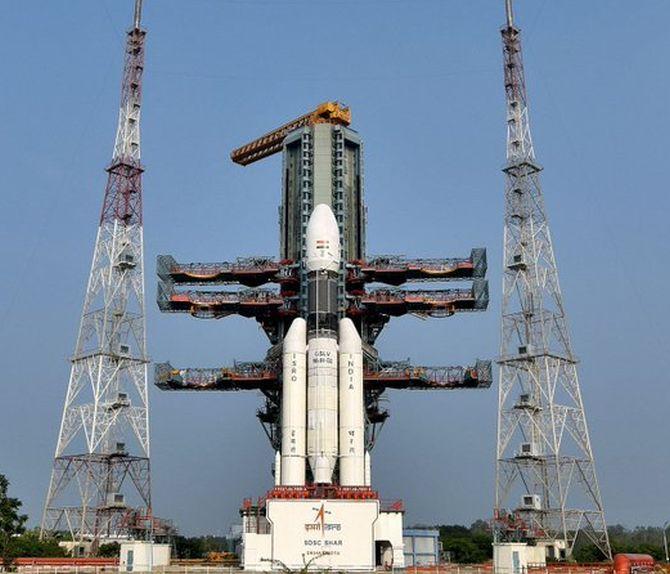 ISRO launches crucial communication satellite on board 'Bahubali'
