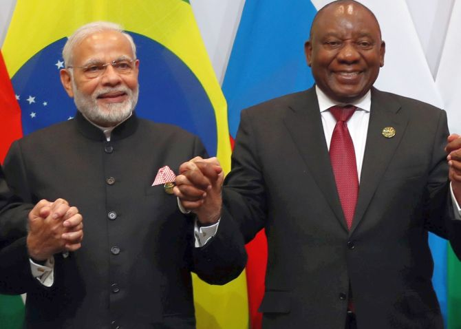 South African president likely to be chief guest at Republic Day