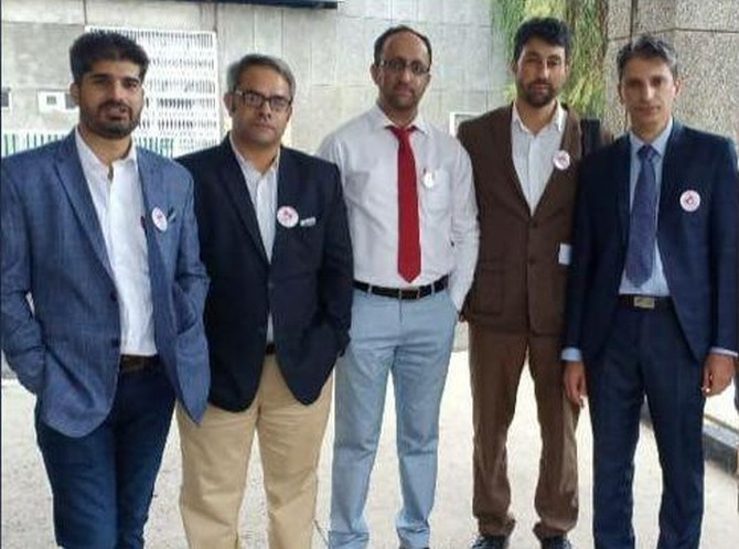 How pioneering Kashmiri doctors treat heart attacks