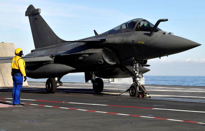 India to get first Rafale fighter jet next month