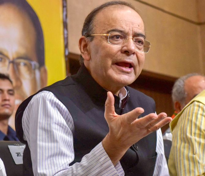 Demonetisation was an ethical move, not political: Jaitley