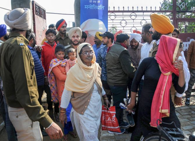 Amritsar blast: What eyewitnesses saw