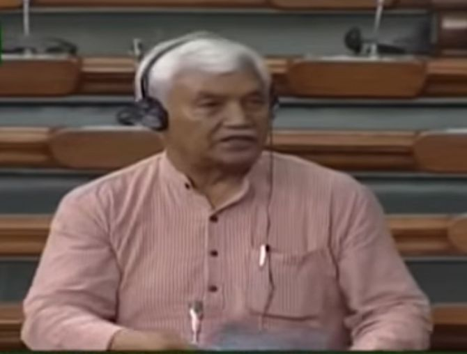 Ladakh MP cites 'false' promises, unwise decisions for quitting BJP