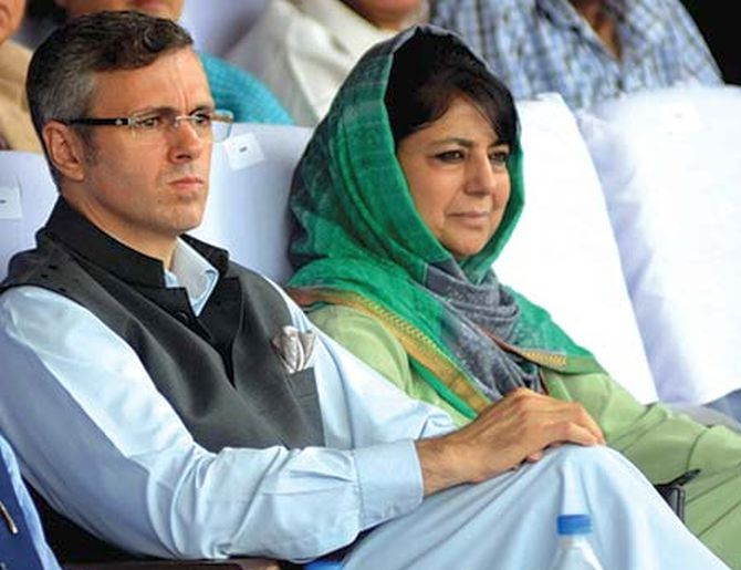 Efforts on to form NC-PDP-Cong alliance govt in Jammu-Kashmir