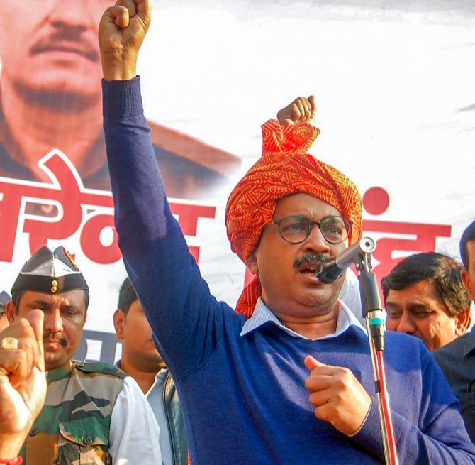 Day after attack, Kejriwal says there's a conspiracy to kill him