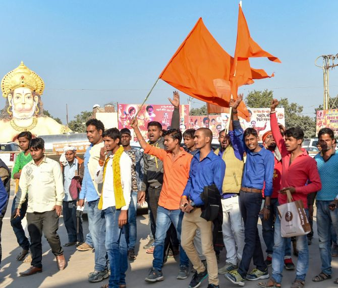 Ram temple will be constructed by 2025: RSS