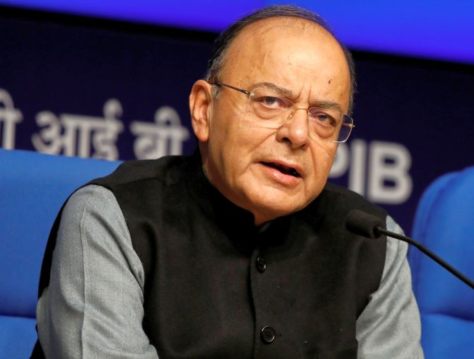 Confiscation of currency was not demonetisation's aim: Jaitley