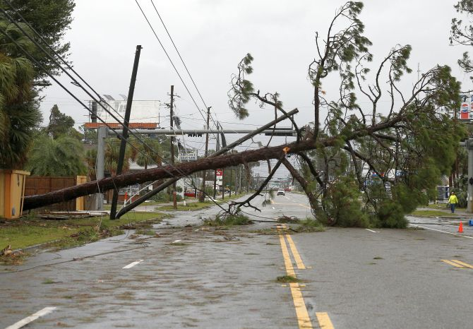 Hurricane Michael Largest Storm To Hit Region In 100