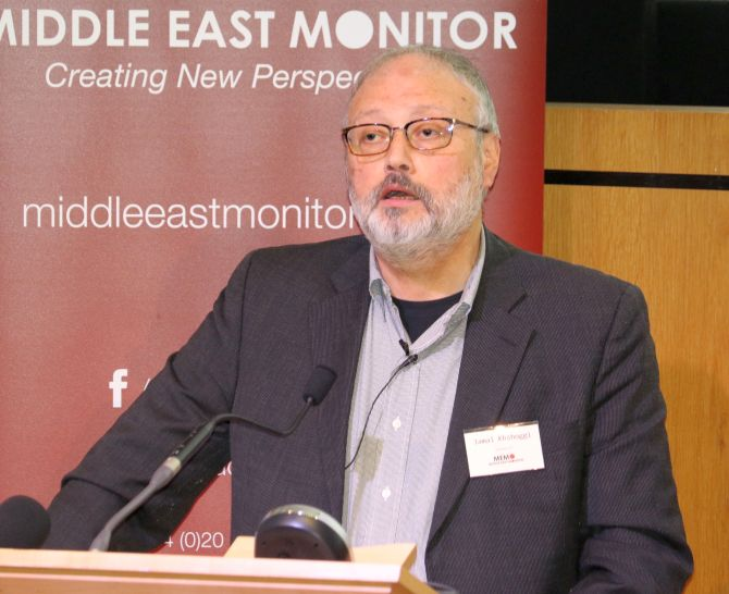 India News - Latest World & Political News - Current News Headlines in India - Khashoggi killed in 'fist fight' at Istanbul consulate, confirms Saudi Arabia