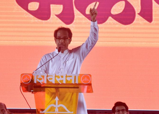 India News - Latest World & Political News - Current News Headlines in India - Will visit Ayodhya to push for Ram Temple: Uddhav in Dussehra speech